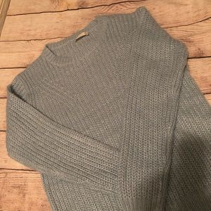 NWT Altar'd State Baby Blue Sweater